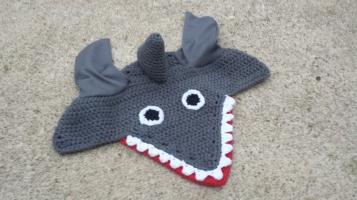 Shark Bonnet